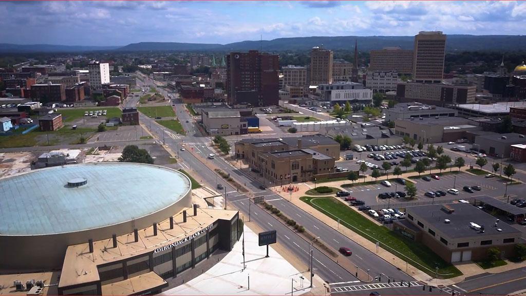 Utica Auditorium Time Lapse