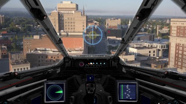 Drone-HUD-Display